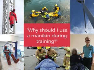 why should I use a manikin during training