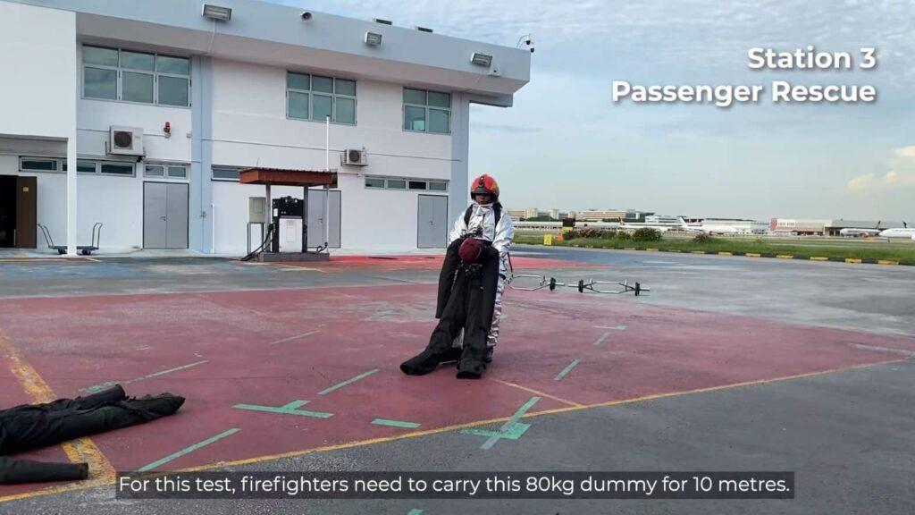 Passenger Rescue