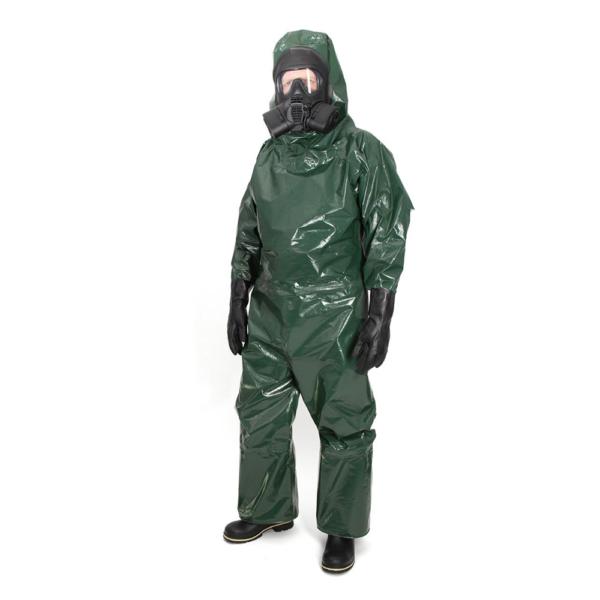 RESPIREX Limited Life Olive Green SC1 splash suit